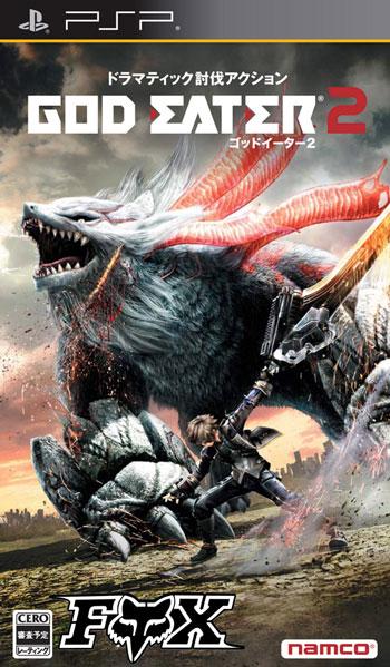دانلود بازی God Eater 2 برای پی اس پی