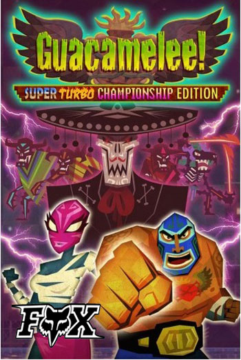 دانلود بازی Guacamelee Super Turbo 2014 برای کامپیوتر