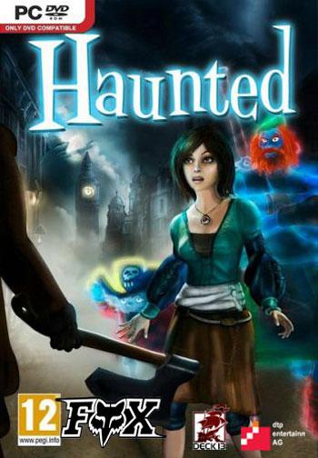 دانلود نسخه فشرده بازی Haunted برای کامپیوتر
