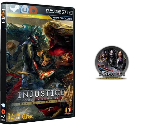 دانلود نسخه فشرده بازی Injustice – Gods Among Us Ultimate Edition برای PC