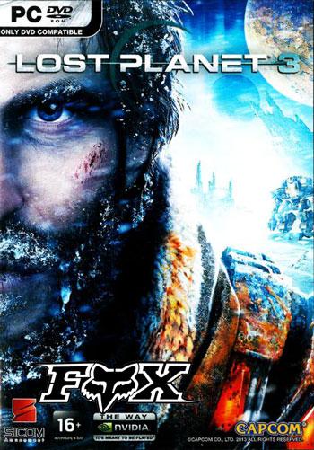 دانلود نسخه فشرده بازی Lost Planet 3 برای کامپیوتر