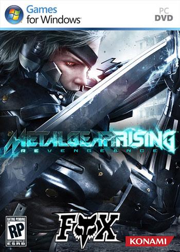 دانلود نسخه فشرده بازی METAL GEAR RISING REVENGEANCE