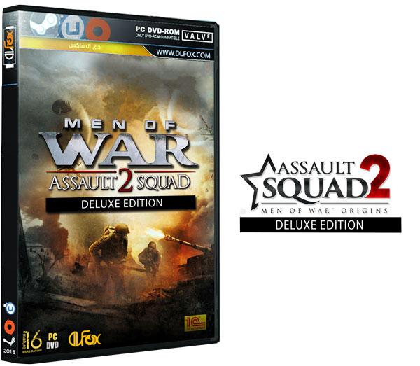 دانلود نسخه فشرده بازی Men of War Assault Squad 2 برای کامپیوتر