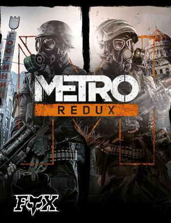 دانلود نسخه Black Box بازی Metro Redux Bundle