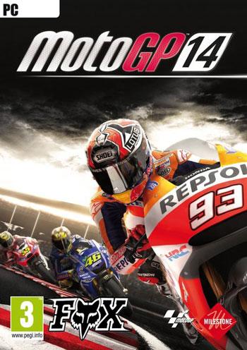 دانلود نسخه فشرده بازی Moto GP 14