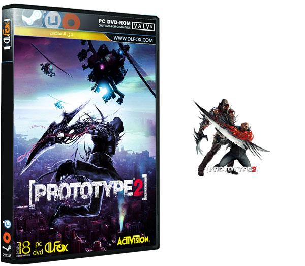 دانلود نسخه فشرده بازی Prototype 2 برای PC