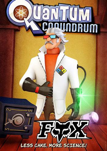 دانلود نسخه فشرده بازی Quantum Conundrum