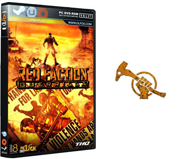 دانلود نسخه فشرده بازی Red Faction Guerrilla Steam Edition برای PC