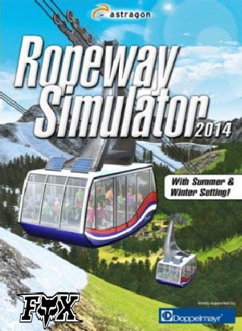 دانلود بازی ROPEWAY SIMULATOR 2014 برای کامپیوتر