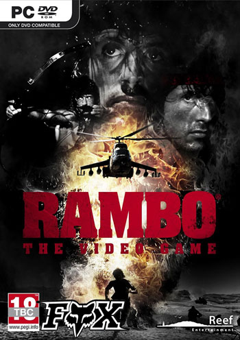 دانلود نسخه فشرده بازی  Rambo