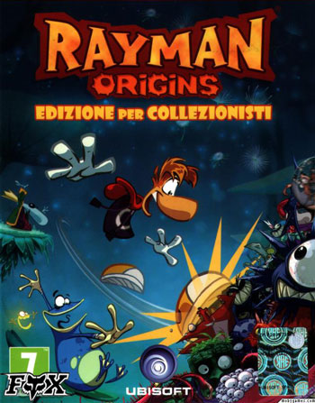 دانلود نسخه فشرده بازی Rayman Origins برای کامپیوتر