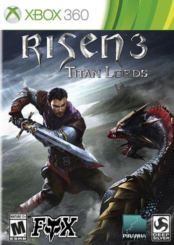 دانلود بازی Risen 3 Titan Lords برای XBOX360