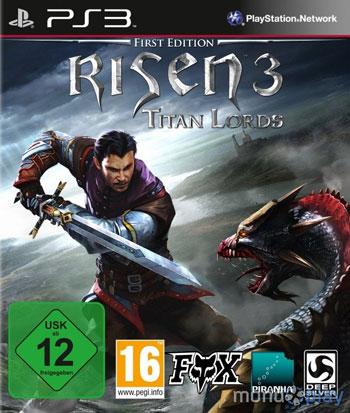 دانلود بازی Risen 3 Titan Lords برای PS3