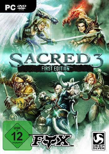 دانلود اپدیت و dlc بازی Sacred 3 برای کامپیوتر