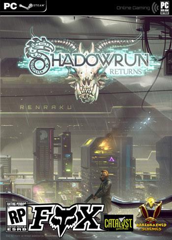 دانلود نسخه فشرده بازی Shadowrun Returns