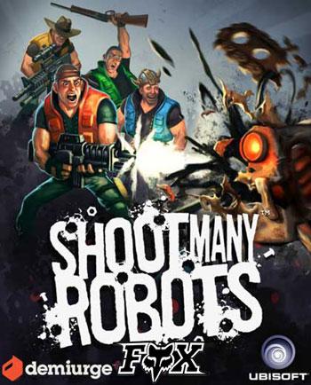 دانلود بازی Shoot Many Robots برای کامپیوتر