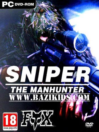 دانلود نسخه فشرده بازی Sniper The ManHunter برای کامپیوتر