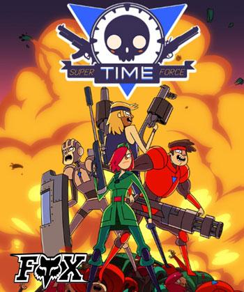 دانلود نسخه فشرده بازی Super Time Force Ultra برای کامپیوتر