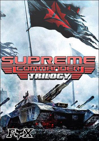 دانلود مجموعه بازی Supreme Commander Trilogy برای کامپیوتر