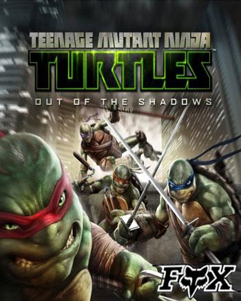 دانلود نسخه فشرده بازی TMNT Out Of The Shadows برای کامپیوتر