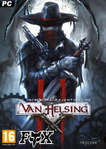 دانلود نسخه فشرده بازی The Incredible Adventures of Van Helsing 2