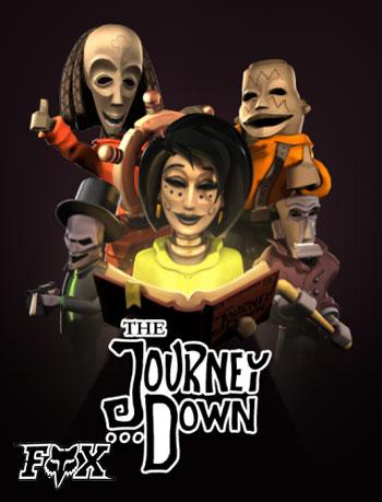 دانلود بازی The Journey Down Chapter 2 برای کامپیوتر
