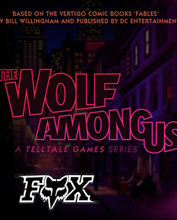 دانلود نسخه فشرده بازی  The Wolf Among Us