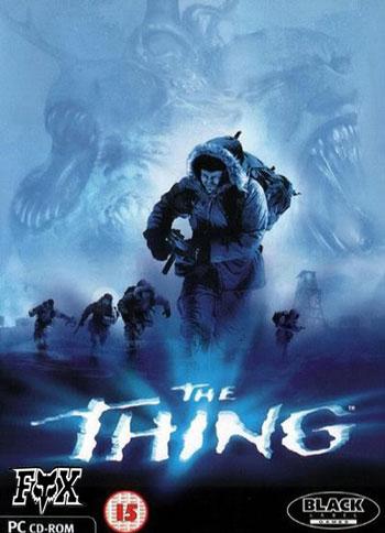 دانلود نسخه فشرده بازی The Thing
