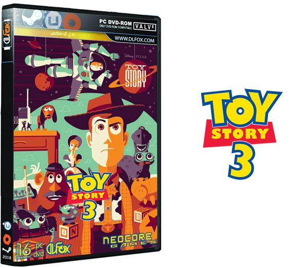 دانلود نسخه فشرده بازی Toy Story 3 برای PC