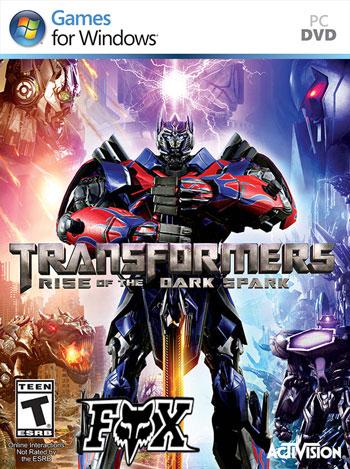 دانلود نسخه فشرده بازی Transformers Rise of the Dark Spark