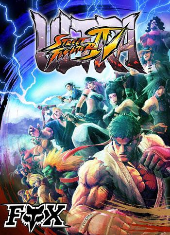 دانلود نسخه فشرده بازی ULTRA STREET FIGHTER IV