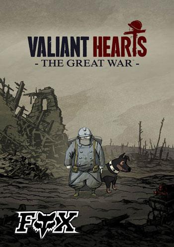 دانلود نسخه فشرده بازی  Valiant Hearts The Great War