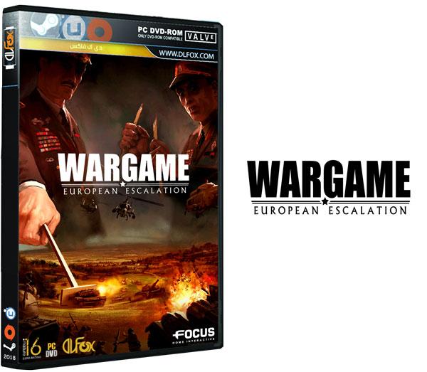دانلود نسخه فشرده بازی Wargame: European Escalation 2012 برای PC