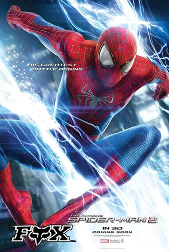 دانلود بازی The Amazing Spider-Man 2 برای اندروید