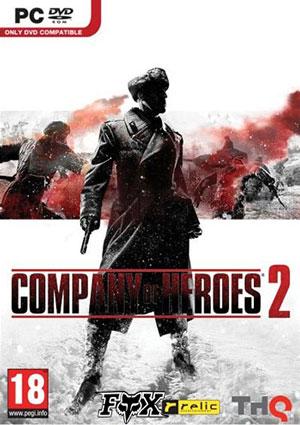 دانلود نسخه BlackBox بازی company of heroes 2