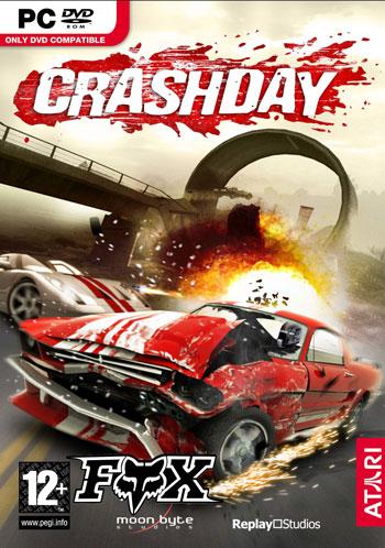 دانلود نسخه فشرده بازی crashday برای کامپیوتر