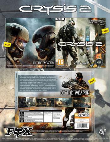 دانلود بازی Crysis 2 برای کامپیوتر دوبله فارسی