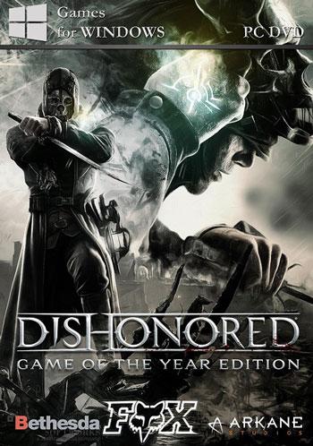 دانلود نسخه فشرده بازی Dishonored Full dlc برای کامپیوتر
