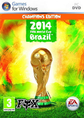 دانلود بازی FIFA World Cup Brazil 2014 برای کامپیوتر