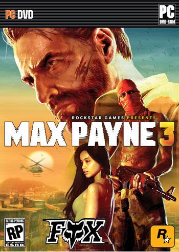 دانلود نسخه BlackBox بازی Max Payne 3