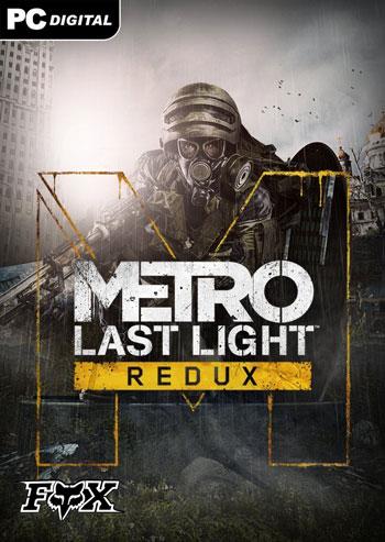 دانلود نسخه فشرده بازی METRO LAST LIGHT REDUX برای کامپیوتر