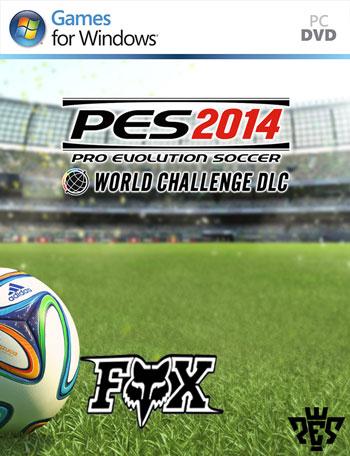 دانلود نسخه فشرده بازی Pro Evolution Soccer 2014 – World Challenge