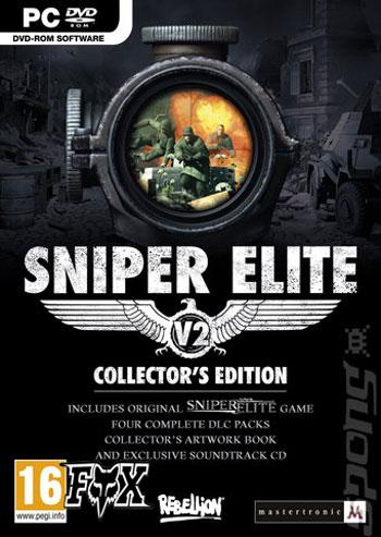 دانلود نسخه فشرده بازی Sniper Elite V2 برای کامپیوتر
