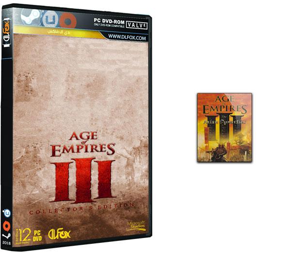 دانلود نسخه فشرده بازی Age of Empires III برای PC