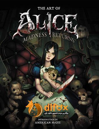 دانلود نسخه فشرده بازی Alice Madness Returns Proper برای PC
