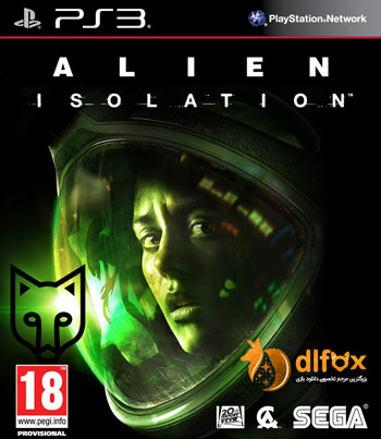 دانلود بازی Alien Isolation برای PS3