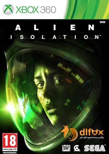 دانلود بازی Alien Isolation  برای XBOX360