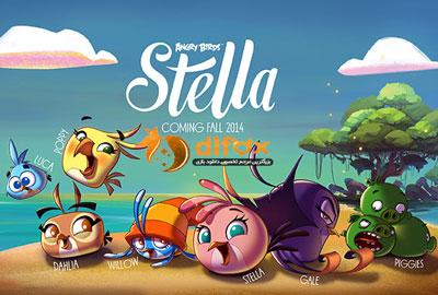 دانلود بازی Angry Birds Stella  برای اندروید