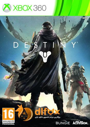 دانلود بازی Destiny برای Xbox 360