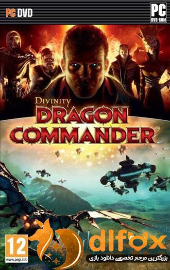 دانلود نسخه فشرده بازی Divinity:Dragon Commander برای PC